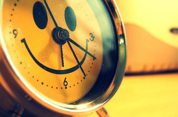 Smile Clock